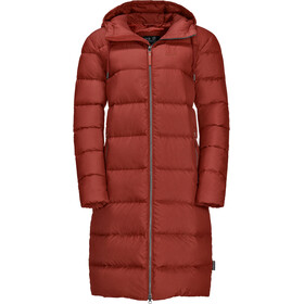 Jack Wolfskin Crystal Palace Coat Women mexican pepper